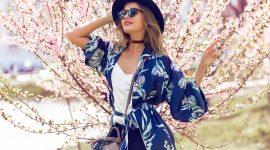 Er du til ung fashion er kimono et must denne sommer