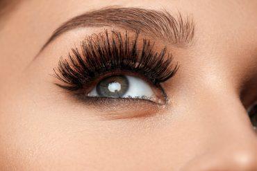 DIY: kunstige øjenvipper