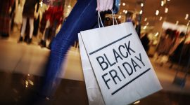 Shop amok på Black Friday