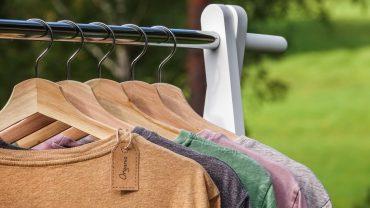 Sådan får du en bæredygtig garderobe
